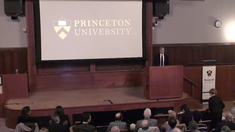 """Thumbnail for entry The G.S. Beckwith Gilbert '63 Lectures:  Brad Smith '81, President and CLO, Microsoft - """"The Rise of Artificial Intelligence"""""""