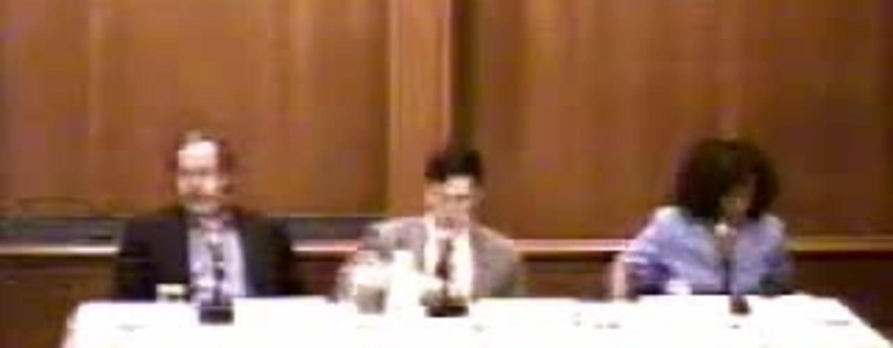 Dorothy Benton Lewis and David Horowitz