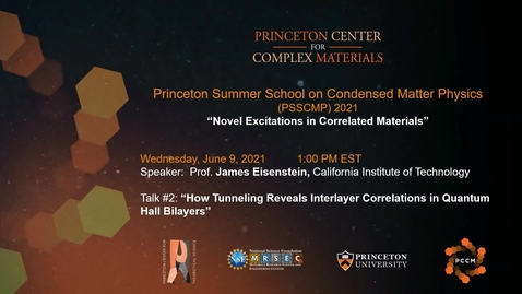 Thumbnail for entry How Tunneling Reveals Interlayer Correlations in Quantum Hall Bilayers
