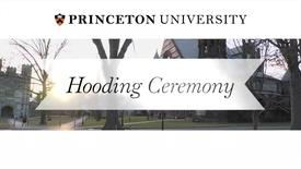 Hooding Ceremony 2015