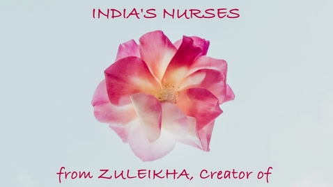 Thumbnail for entry A Care Package for India Nurses
