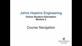Thumbnail for entry Orientation Module 2 - Course Navigation.mp4