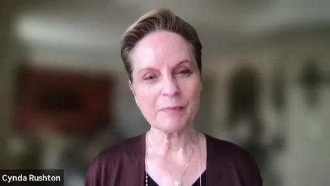 Thumbnail for entry India Webinar - Cynda Rushton