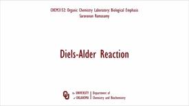Thumbnail for entry Diels-Alder Reaction