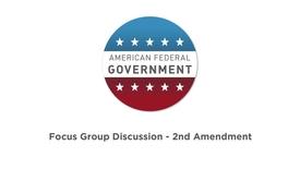 Thumbnail for entry Undergraduate Focus Group - 2nd Ammendment