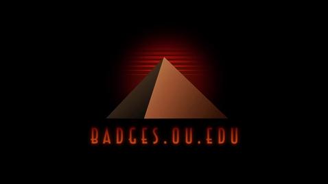 Thumbnail for entry Badges Teaser