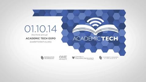 Thumbnail for entry ATE 2014, Jeff Selingo - Virtual Keynote