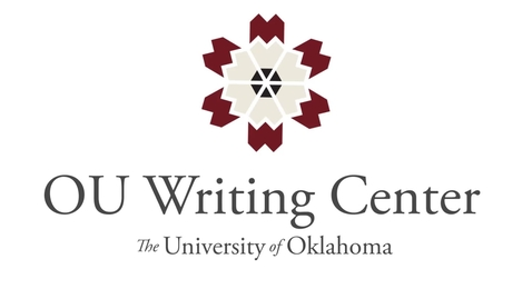 Write with Us - OU Writing Center