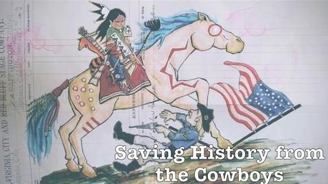 Thumbnail for entry Lindsay Stallones Marshall: Saving History From The Cowboys