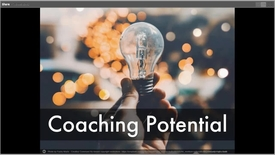 Thumbnail for entry Coaching Potential