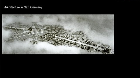 Thumbnail for entry 11.  Architecture in Nazi Germany