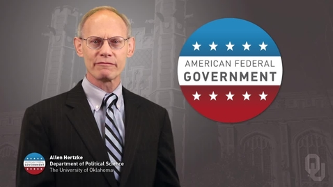 Thumbnail for entry American Federal Government: 1113 - Promo