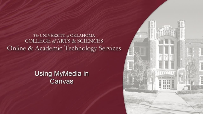 MyMedia & Canvas