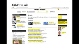 Episerver del 4 En sökdriven sajt