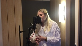 Intervju med Matilda från Musikproduktionsprogrammet