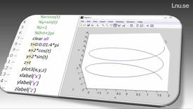 Hur skapar man en Matris i Matlab?