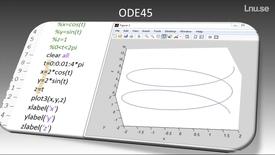 Thumbnail for entry Ordinära diffekvationer, matlab