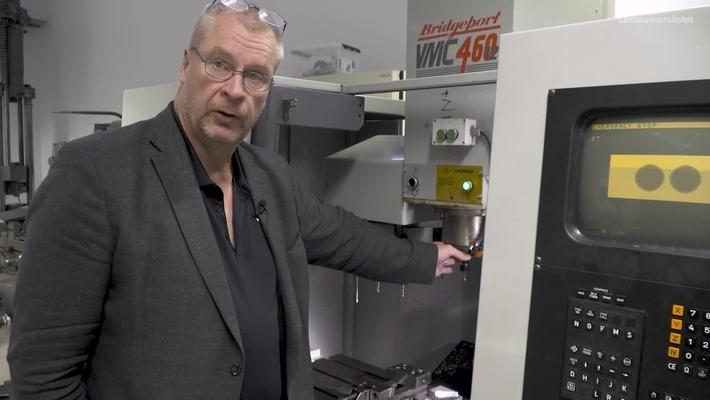 Att förutse skador på tillverkningsmaskiner sparar miljoner kronor