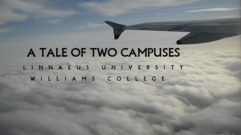 Studieresa: A tale of two campuses