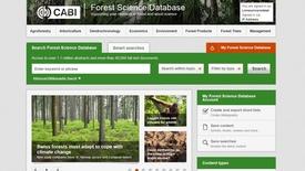 Miniatyrbild för inlägg Forest Science
