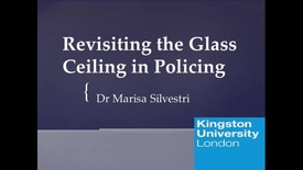 Revisiting the Glass Ceiling in Policing