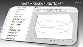 Thumbnail for entry Matlabs matematiska elementära funktioner