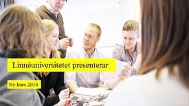Thumbnail for entry Entreprenörskap och verksamhetsutveckling 7,5hp