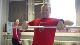 Thumbnail for entry Fystest på programmet Fysisk aktivitet, hälsa och friluftsliv
