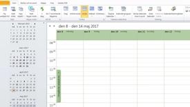 Thumbnail for entry Boka Skype för företag-möte via Outlook - PC