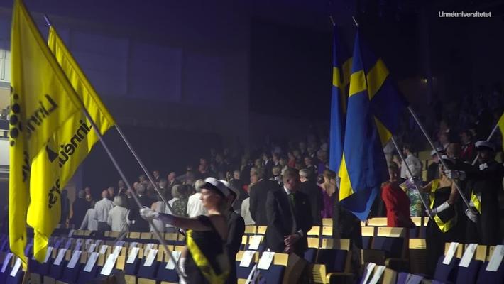 Kristina Alsér ny hedersdoktor vid Linnéuniversitetet