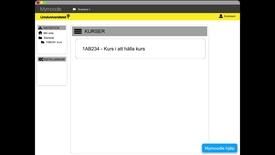 Miniatyrbild för inlägg Introduktion till ny Mymoodlehjälp