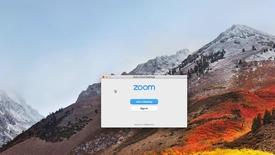 Miniatyrbild för inlägg Skapa snabbt möte i Zoom / Start quick meeting in Zoom