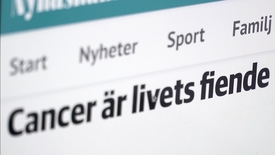 Miniatyrbild för inlägg Hur vi talar om cancer