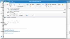 Miniatyrbild för inlägg Boka Skype för företag-möte via Outlook - Mac