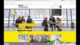 Thumbnail for entry Installera Skype för företag (OS X)