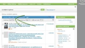 Thumbnail for entry Att söka avhandlingar i Libris - socialt arbete
