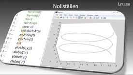 Thumbnail for entry Hitta nollställen på en funktion i matlab