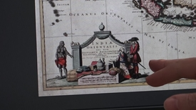Miniatyrbild för inlägg Ny bild av mötet mellan europeiska kolonisatörer och inhemska grupper i Sydöstasien