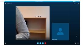 Miniatyrbild för inlägg Skype för företag- Spela in ett möte på PC