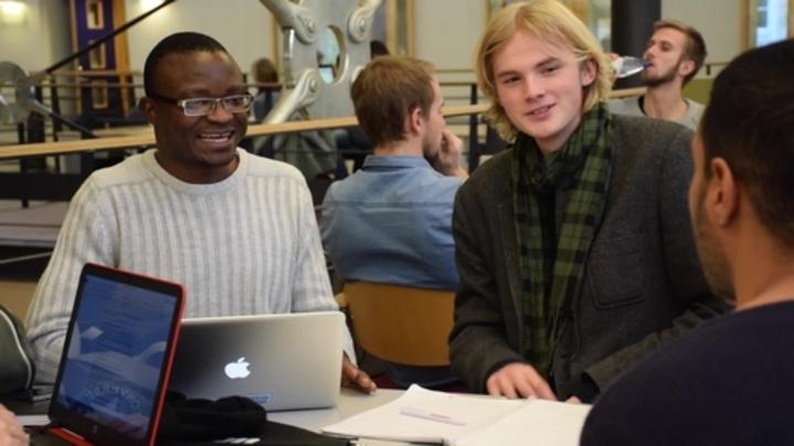 Miniatyrbild för kanal Academic Studies