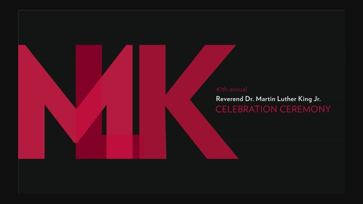 Thumbnail for channel Reverend Dr. Martin Luther King Jr. Day