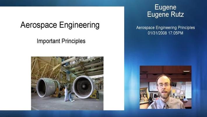 Aerospace Engineering Principles