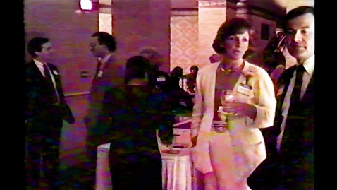 Thumbnail for entry 1987-02-20 DAAP Alumni Reception