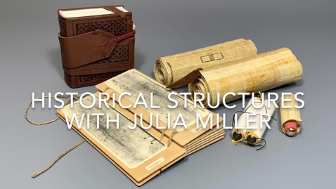 Thumbnail for entry Historic Structures with Julia Miller