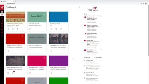 Thumbnail for entry Canvas Tip - Adding a Syllabus to your Course