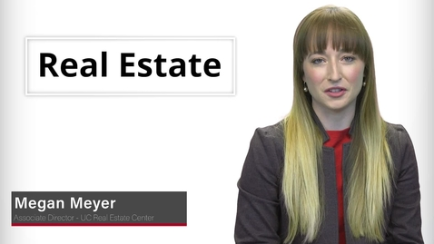 Thumbnail for entry Program Presentation -  Real Estate