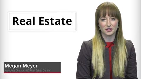 Thumbnail for entry Program Presentation -  Real Estate