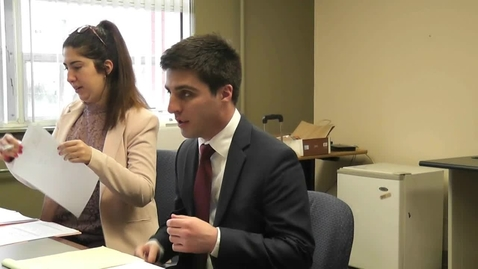 Thumbnail for entry Client Interviews - Verjine and Jack