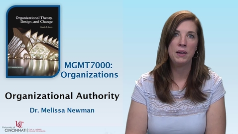 Thumbnail for entry MGMT7000_Organizational Authority