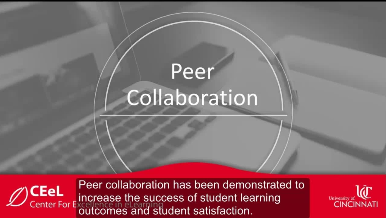 Peer Collaboration